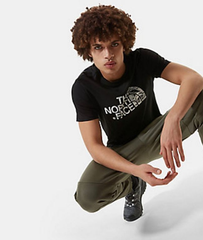 Piteira S.L. S/S WOOD DOME TEE - The North Face