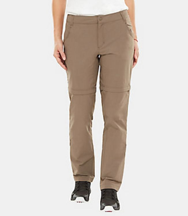 Piteira S.L. EXPLORATION CONVERTIBLE PANT The North Face